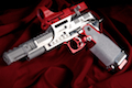 Airsoft Surgeon 2013 IWA Version Red Open Cat with Real C-More