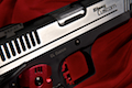 Airsoft Surgeon 2013 Ballistic 1911 - Red