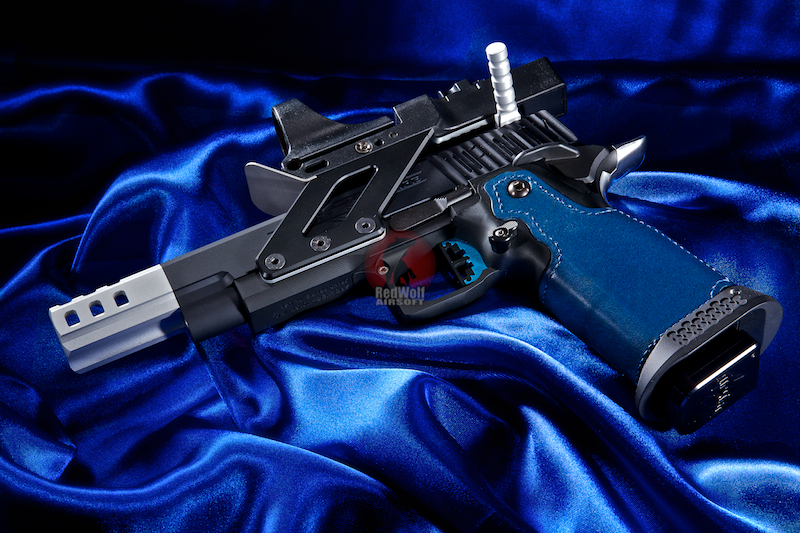 Airsoft Surgeon Blue Leather Master