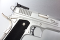 Airsoft Surgeon 1911 Ballistic Silver Version