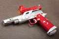 Airsoft Surgeon Infinity Red GM Open With Real C-More