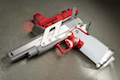 Airsoft Surgeon 2014 Infinity Red Open with C-more