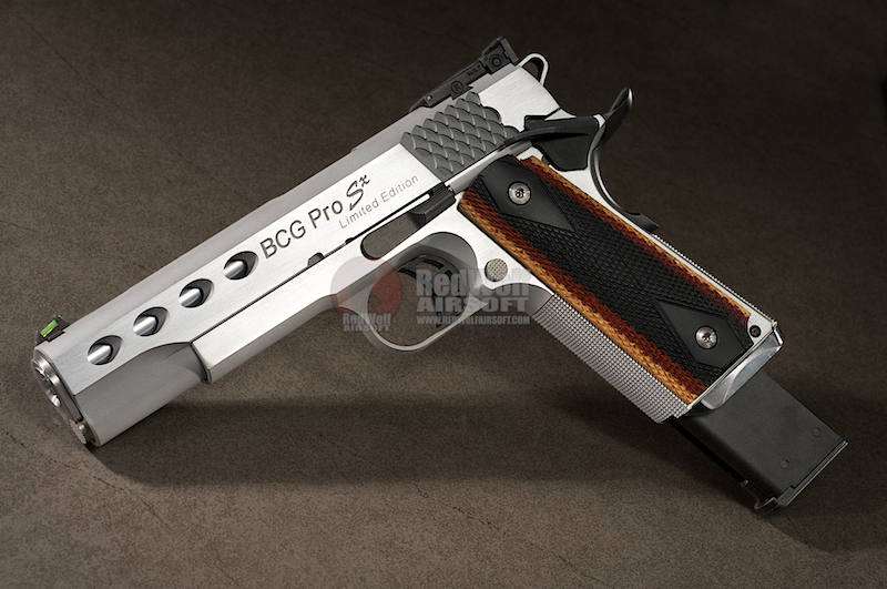 Airsoft Surgeon Brazos Custom Tactical 1911