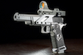 Airsoft Surgeon Swarovski Crystal Blanc Infinity Dark Side Version 1