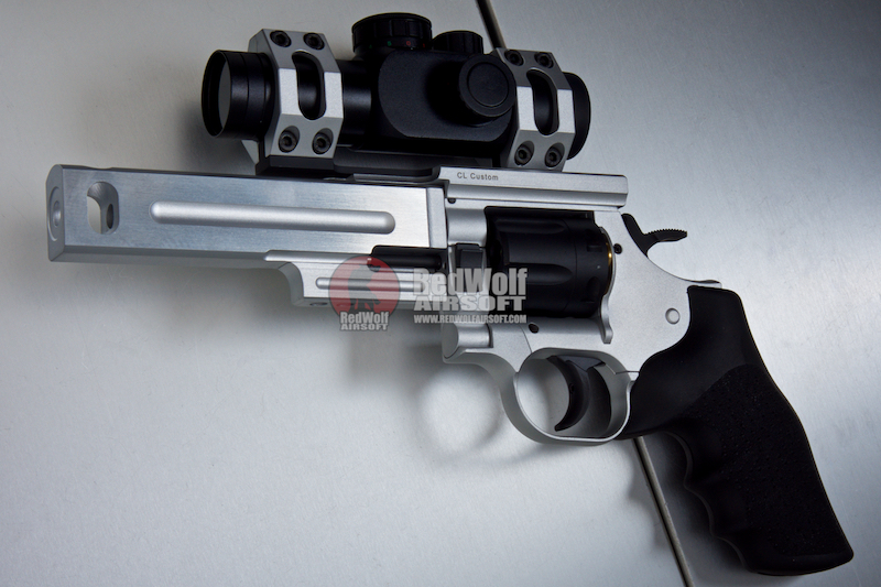 Airsoft Surgeon Monster Revolver Version II