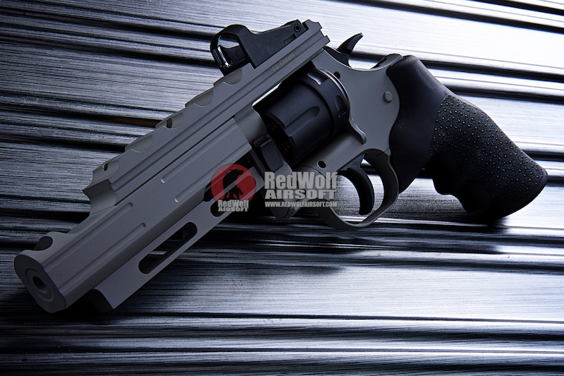 Airsoft Surgeon Monster Revolver Two Tone Version II