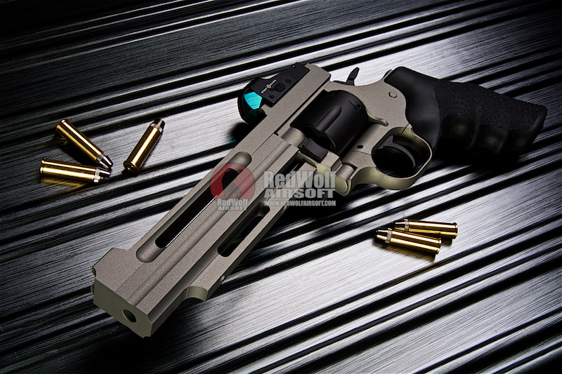 Airsoft Surgeon 357 DELUXE Version II