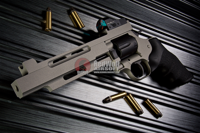 Airsoft Surgeon 357 DELUXE Version V