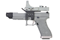 Airsoft Surgeon OPEN GLOCK- Smith & Wesson Grey
