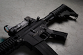 Airsoft Surgeon CNC LMT M4 Complete With Real Tactical C-More