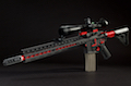 Airsoft Surgeon Target Master AR Red