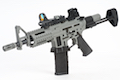 Airsoft Surgeon AR Pistol Grey