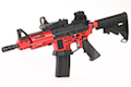 Airsoft Surgeon AR Pistol Red