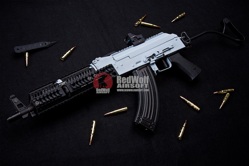 Airsoft Surgeon PMC AK Deluxe Version II