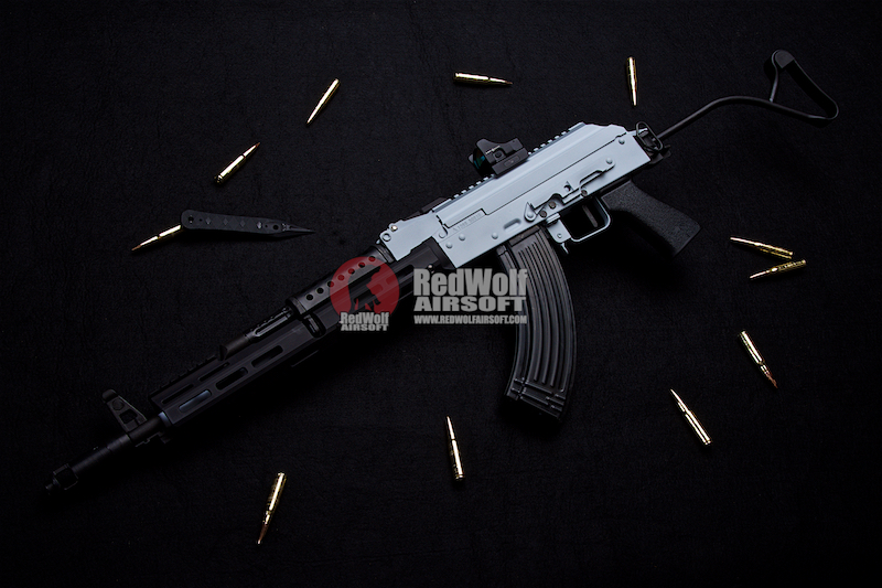 Airsoft Surgeon PMC AK Deluxe Version III