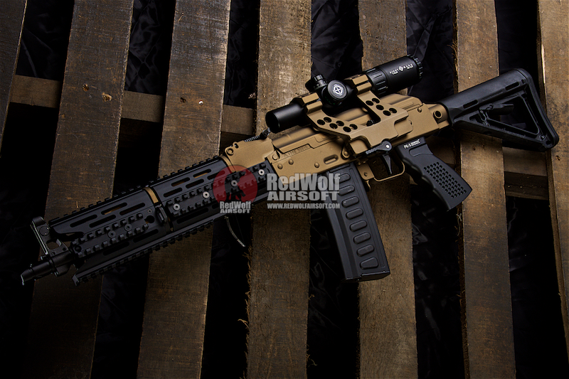 Airsoft Surgeon Romania PMC Tactical AK Version II