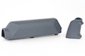 ARES Amoeba Striker S1 Pistol Grip with Cheek Pad Set for Amoeba Striker S1 Sniper -Urban Grey