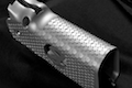 Airsoft Surgeon Infinity CNC Aluminum Grip Signature Mobius - Silver