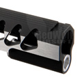 Airsoft Surgeon Metal Slide for Hi-Capa 5.1 & 1911A1 - Toblerone (Two Tone)