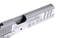 Airsoft Surgeon SV 2011 Capsicum Slide with Frame Set (Silver)