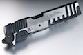 Airsoft Surgeon SV 2011 Capsicum Slide with Frame Set With R-Cut (2 Tone)