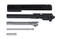 Airsoft Surgeon EAGLE 6inch Complete Kit Set - Black
