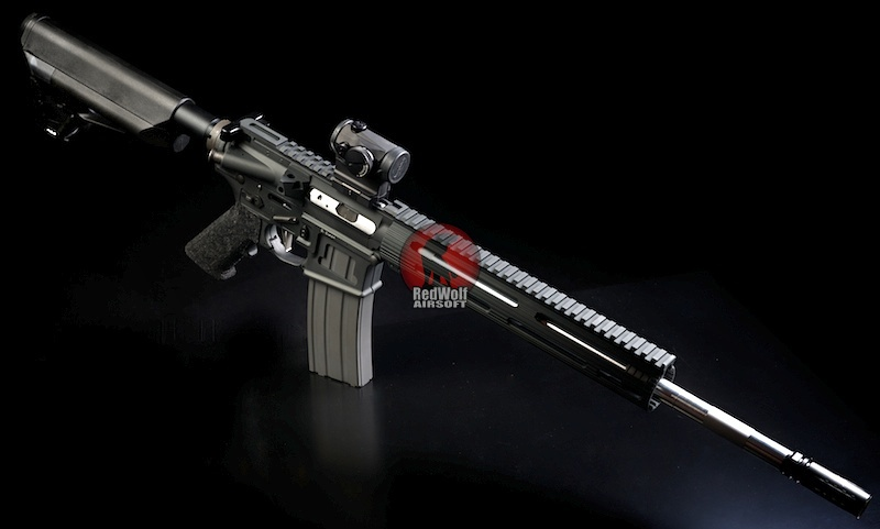 Airsoft Surgeon Limited Edition Titanium M4