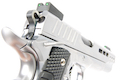 Ascend KP1911 Gas Blowback Pistol - Silver (by WE)