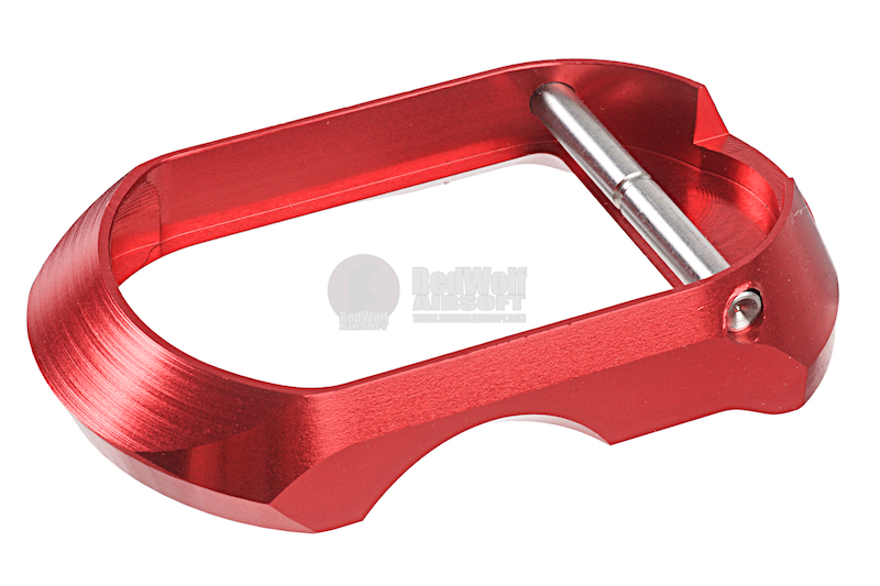 Airsoft Surgeon Tactical Magwell - Red