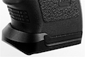 Airsoft Surgeon Compact Magwell for Tokyo Marui G17/ G18C & Umarex/VFC G19 - Black