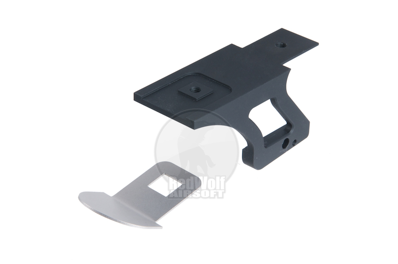 Airsoft Surgeon Pro Shooter Mount - Black
