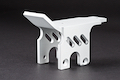 Airsoft Surgeon IPSC G Series Mount for C More - Silver