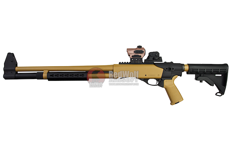 Airsoft Surgeon M870 ATTACK Version III