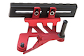 Airsoft Surgeon Aluminum Mount for Tokyo Marui Hi-Capa GBB Series - Red
