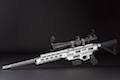 Airsoft Surgeon ADT Metal Man Sniper Rifle - Grey