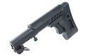 Airsoft Surgeon PT-3 AK Telescopic Foldable Stock for AK AEG / GBB - Black