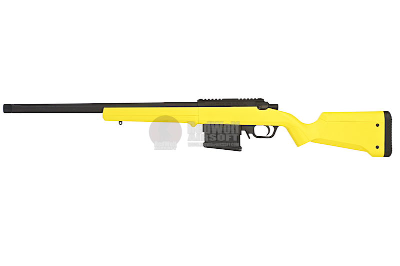 ARES Amoeba 'STRIKER' S1 Sniper Rifle - Yellow