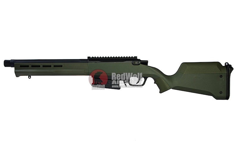 ARES Amoeba 'STRIKER' AS02 Sniper Rifle - Olive Drab