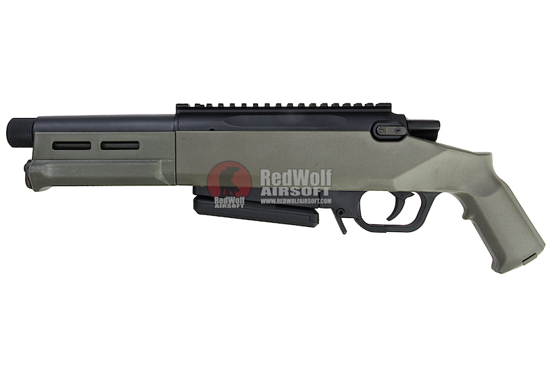 ARES Amoeba 'STRIKER' AS03 Sniper Rifle - OD<font color=yellow> (Holiday Deal)</font>