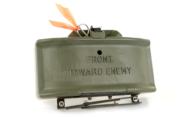 Supercell ASC7 Claymore Mine with Wired Remote and Laser Tripwire Unit