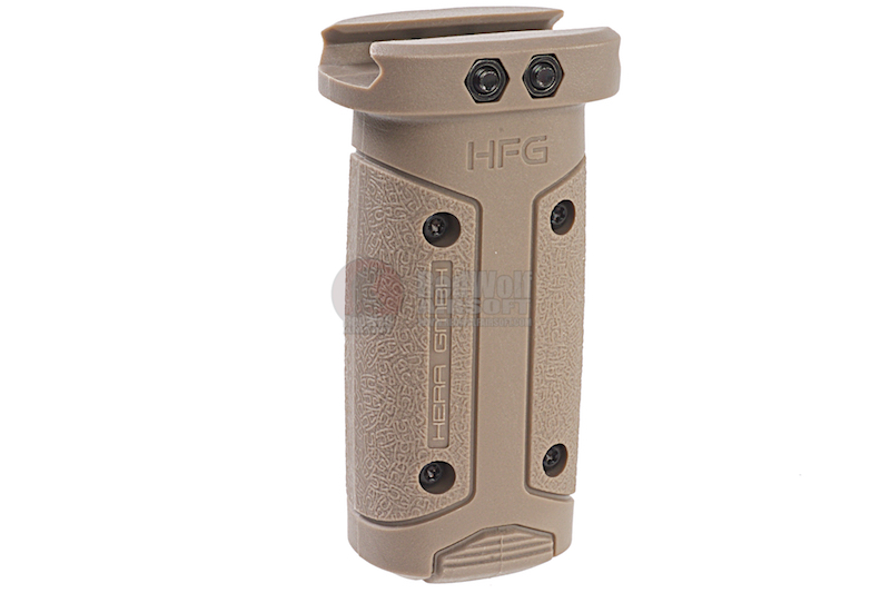HERA ARMS HFG Foregrip - TAN (Licensed by ASG)