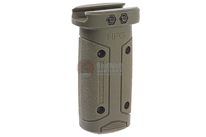 HERA ARMS HFG Foregrip - OD Green (Licensed by ASG)
