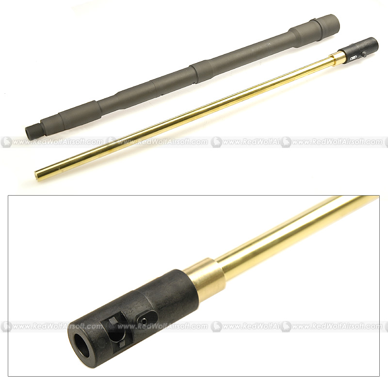 Systema Barrel Set for Systema PTW (M4 Model) 6.04mm