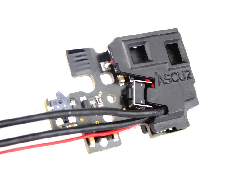 Airsoft Systems ASCU Gen.5 Lite Smart Control Unit for Ver.2 Gearbox