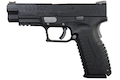 WE (Air Venturi) XDM (4.5 inch) GBB Pistol (Licensed by Springfield Armory) - Black