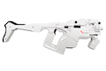 AVATAR HORNET M25 White Cerberus Kit w/ Stock (Mass Effect) for G17 / G18 AEP / GBB