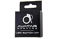 AVATAR LED Switch Kit - Red