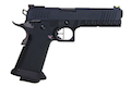 AW Custom HX20 Series 'Competitor' Hi-Capa Gas Blowback Pistol - Black