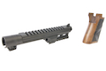 AW Custom Aluminum 10inch Desert Eagle Conversion Kit for Cybergun / WE DE.50AE GBB Pistol