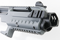 AW Custom Polymer Tactical Carbine Conversion Kit for Tokyo Marui G17 / AW Custom VX01 / VX02 / WE GBB G Series - Grey